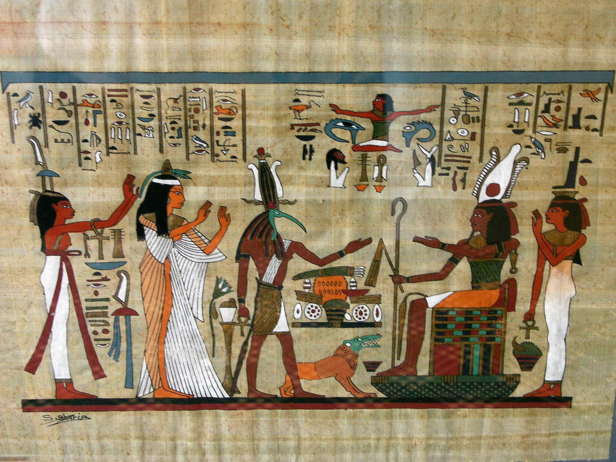 Molti Papiri Egiziani Egitto 276575jpg Picture Tattoo Tattooskid
