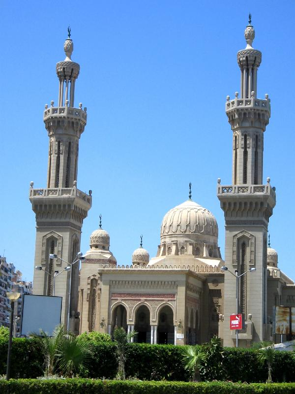 Port said mosque jpg